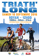 triathlon 2015 royan - actualité