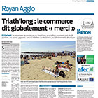 triath'long cote de beauté royan 2016